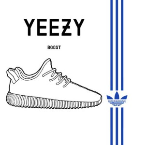 Adidas Yeezy Boost 350 By Kanye West