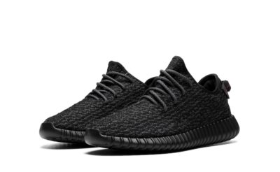 "adidas yeezy boost 350 ""Pirate Black"" by Kanye West aq2659 купить"