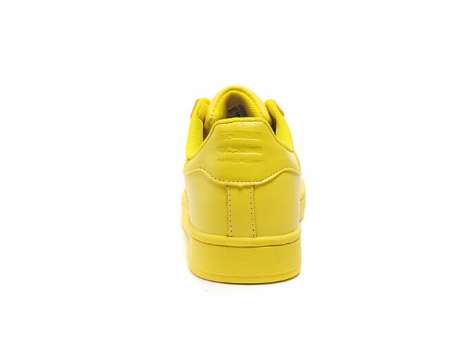 adidas superstar supercolor by Pharrell Williams Yellow