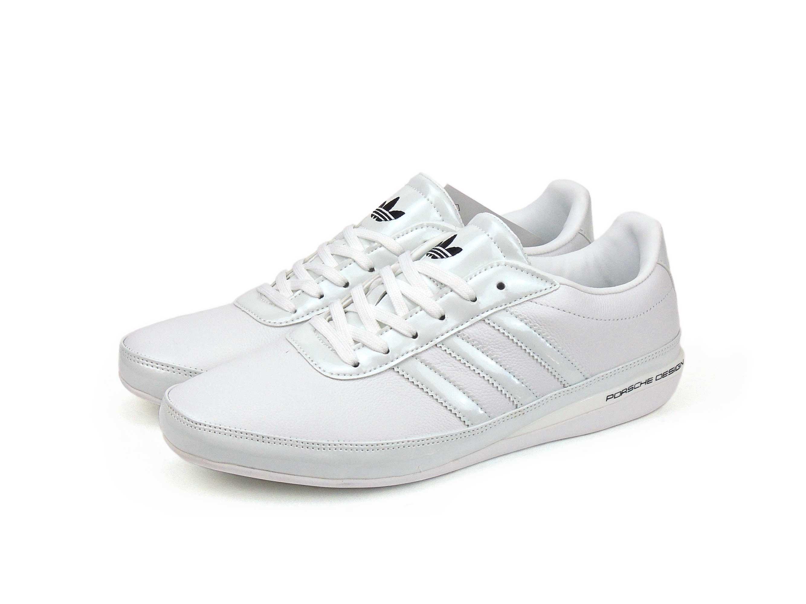 matar capacidad Retirada  adidas porsche design S3 white G42611 ⋆ adidas интернет магазин