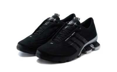 adidas porsche design bounce S4 black grey купить