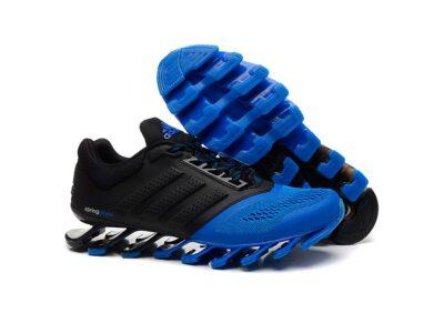 adidas springblade drive 2.0 black blue купить