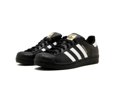 adidas superstar 2 black white b23642 купить