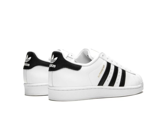 adidas superstar white black c77124 купить