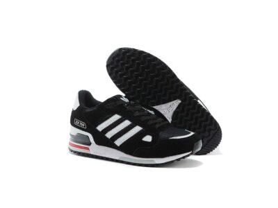 Adidas ZX 750 Black White Интернет магазин