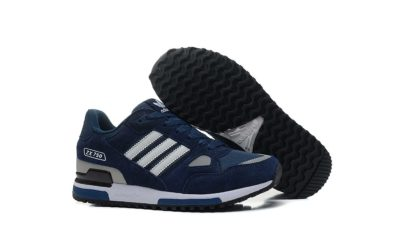 Adidas ZX 750 Dark Blue Gray Интернет магазин