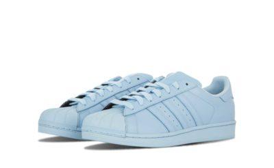 adidas superstar supercolor light blue s41830 купить