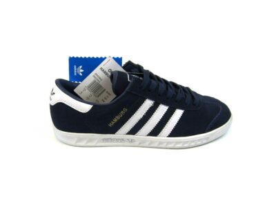 Adidas Hamburg Dark Blue White