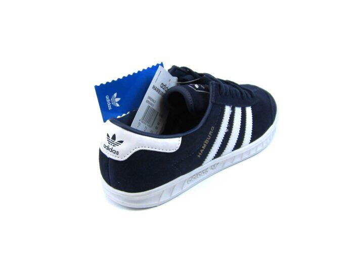 Adidas Hamburg Dark Blue White