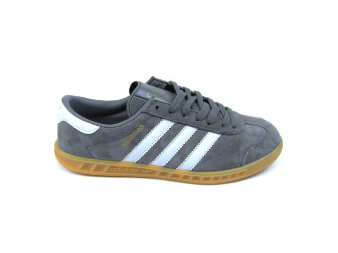 Adidas Hamburg Grey