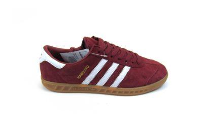 Adidas Hamburg Red White