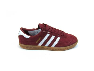 Adidas Hamburg Red White