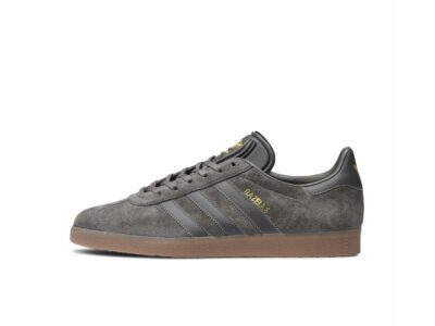 Adidas Gazelle Utility Grey Gum