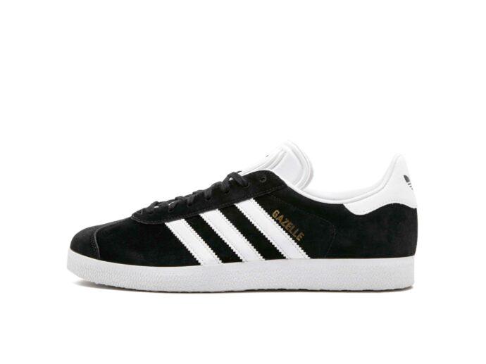 adidas gazelle black white BB5476 купить