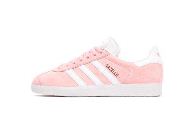 Adidas Gazelle Pink White