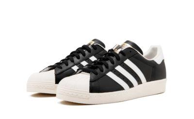 adidas superstar 80s black white g61069 купить
