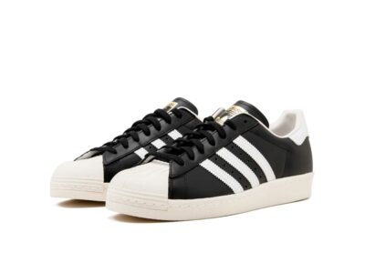 adidas superstar 80s black white g61069 купить