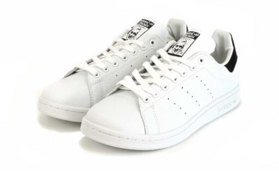 adidas Stan Smith leather white core blackM17181 купить