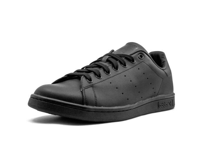 adidas Stan Smith leather black m20327 купить