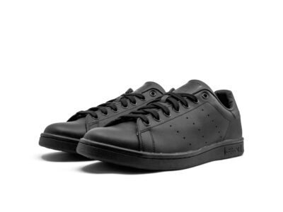 adidas Stan Smith leather black m20327 купить