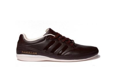 adidas porsche typ 64 leather brown b24380 купить