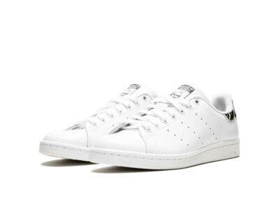 adidas stan smith leather white black zebraB26590 купить