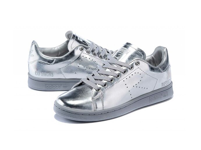 adidas stan smith x raf simons chrom купить