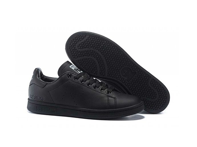 adidas stan smith x raf simons black купить