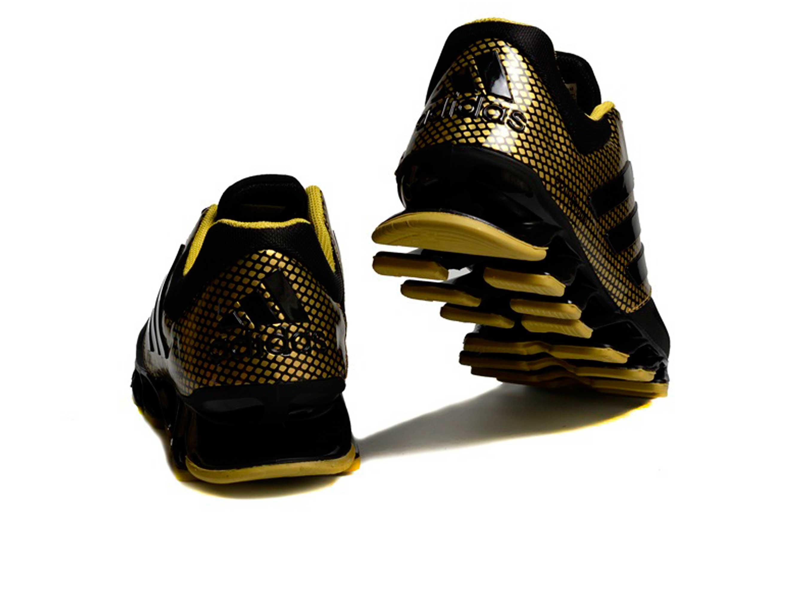 factory authentic c7589 e3c77 ... springblade drive 2.0 navy black gold . 2c2e1 b2091 purchase womens  adidas springblade drive 2.0 shoes running shoes sports shoes black orange  m41s1782 ...