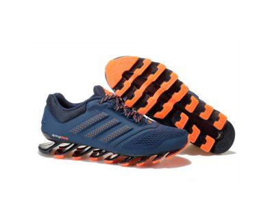 adidas springblade drive 2.0 navy orange купить