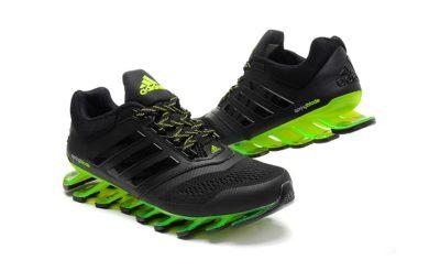 adidas springblade drive 2.0 volt black D69684 купить