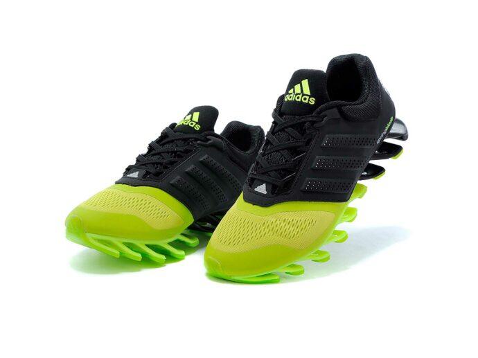 adidas springblade drive 2.0 black volt s84052 купить