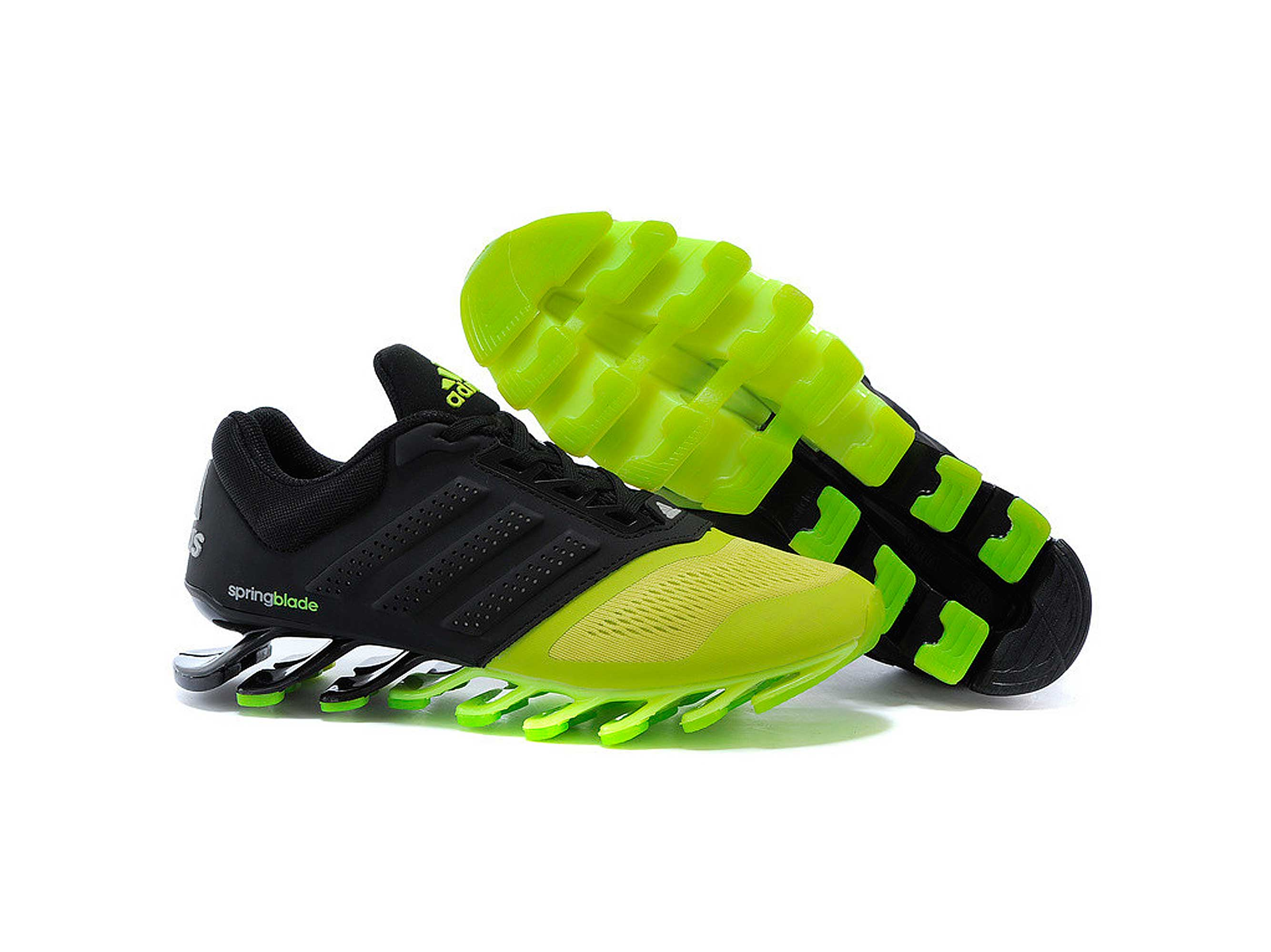 cheap for discount f6cf3 8cb88 adidas springblade drive 2.0 black volt s84052 купить