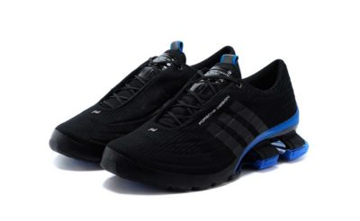 adidas porsche design bounce S4 black blue купить