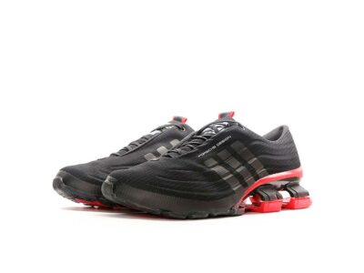 adidas porsche design bounce S4 black red купить