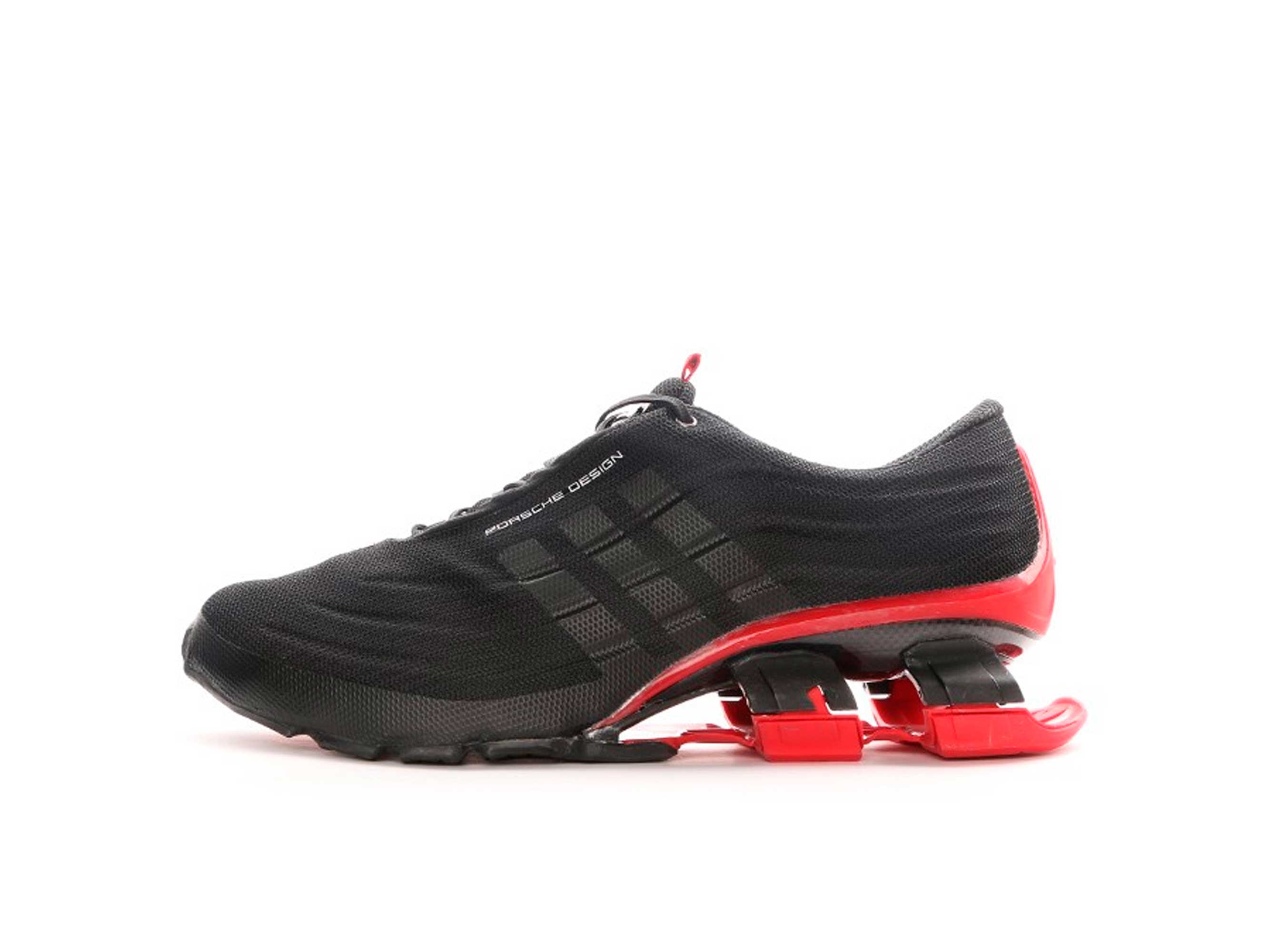 premium selection 57ebd 1697a amazon adidas porsche design bounce black red 255e6 0fd0a