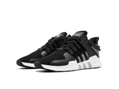 adidas EQT support ADV black white BY9585 купить