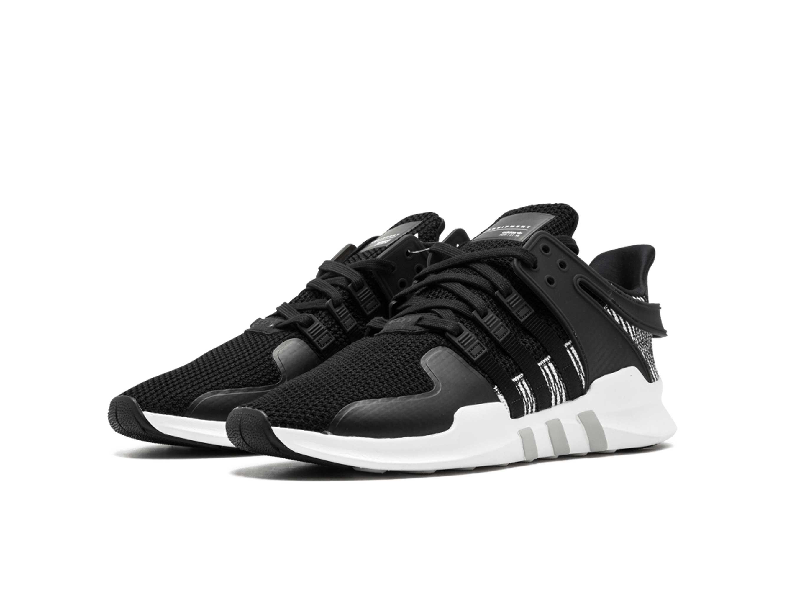 EQT black white support ADV adidas by6f7g