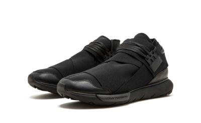 adidas Y-3 Qasa high black S83173 купить