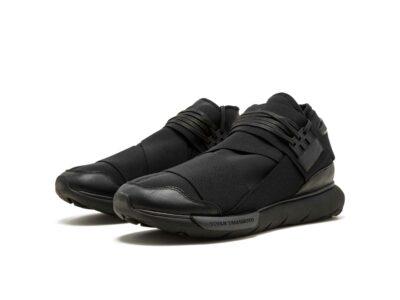 adidas Y-3 Qasa high black S83173 купить