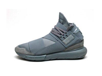 adidas Y-3 Qasa high grey купить