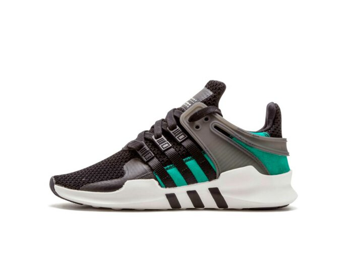 adidas equipment suppot ADV black sub green BA8323 купить