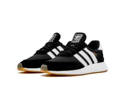 adidas iniki runner black BY9727 купить