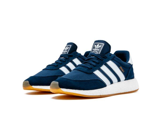 adidas iniki runner blue BY9729 купить
