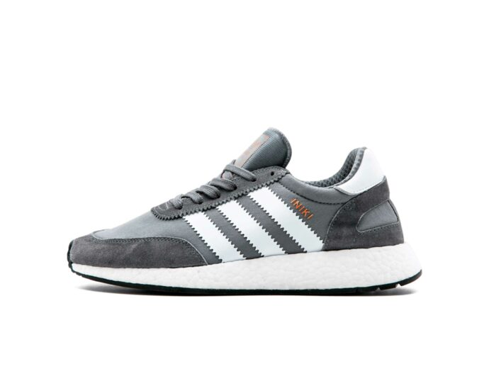 adidas iniki runner grey BB2089 купить