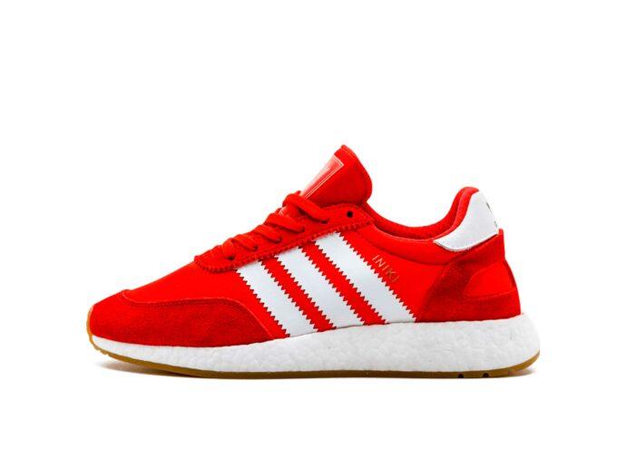 Оригинальные adidas iniki runner red BB2091 купить
