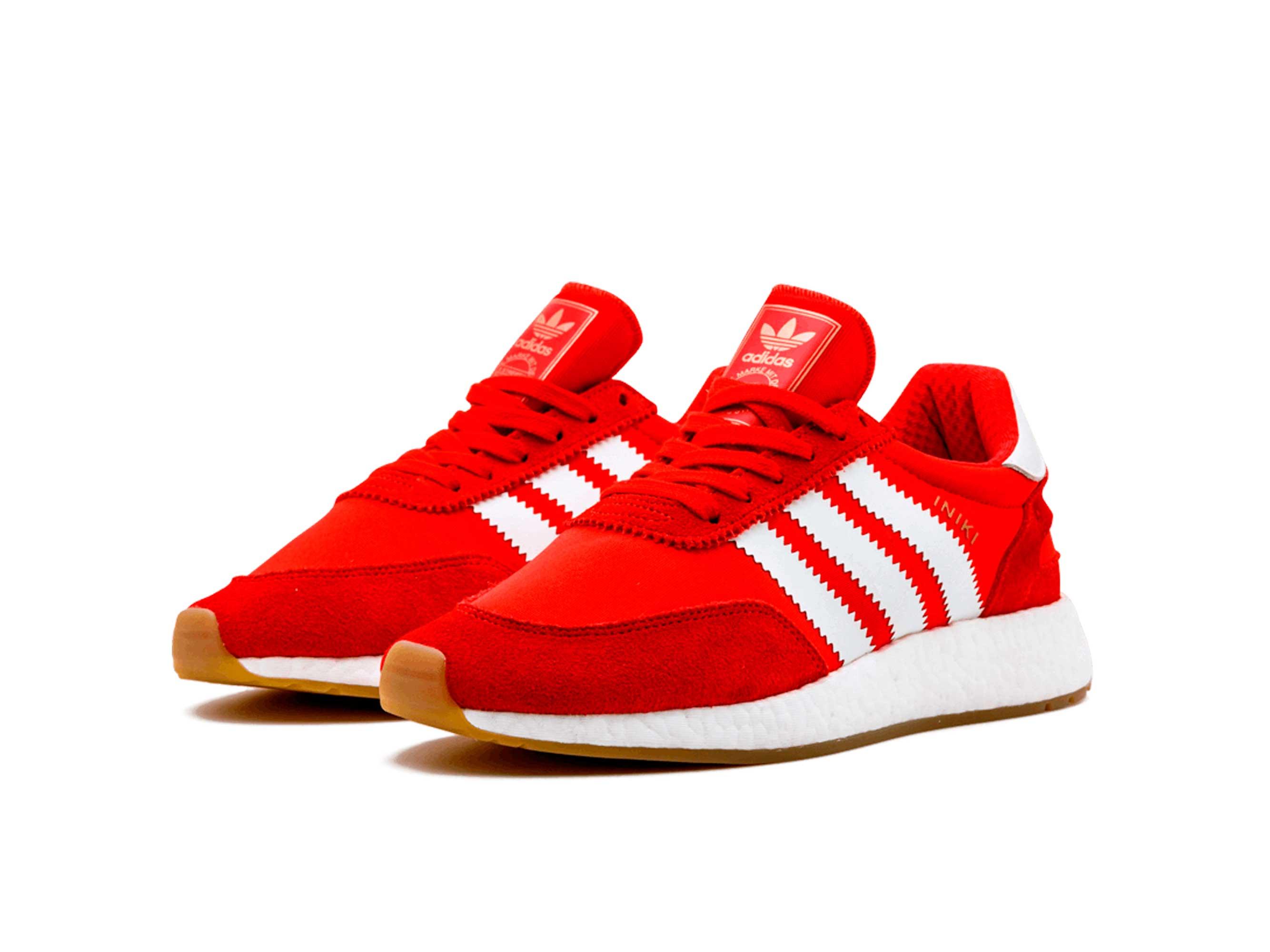 5ae7a634 Оригинальные adidas iniki runner red BB2091 купить