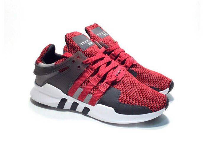 adidas eqt adv collegiate red ba8327 купить