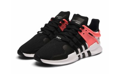 adidas eqt support adv black turbo ba7719 купить