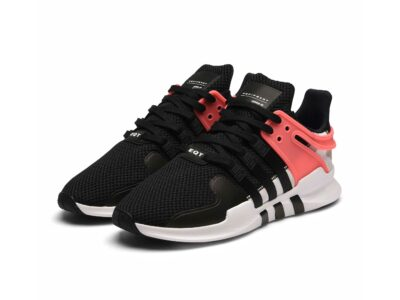adidas eqt support adv black turbo ba7719 купить